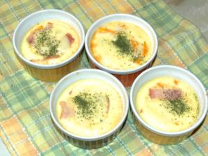 南瓜の簡単オーブン焼き