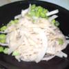 大根と枝豆で作るマヨサラダ
