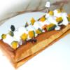 南瓜の生タイプシフォンケーキ
