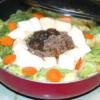 すき焼き風豆腐たっぷり鍋
