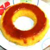 南瓜の焼きプリン風ケーキ