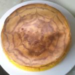 南瓜のチーズケーキ