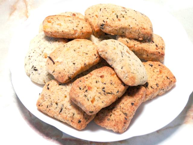 サクサクの紅茶クッキー