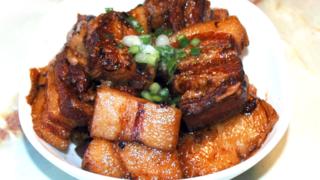 沖縄のラフテー風豚角煮