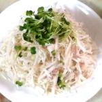 大根とツナマヨの簡単混ぜサラダ