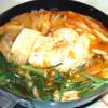 スンドゥブチゲ風!牛肉と白菜の辛味噌鍋
