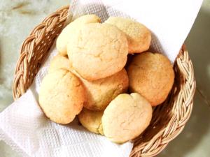 レモンのオイルクッキー