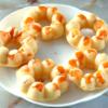 ドライマンゴーの焼きドーナツ