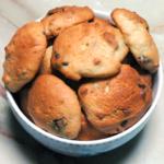 チョコ入りアメリカンドロップクッキー