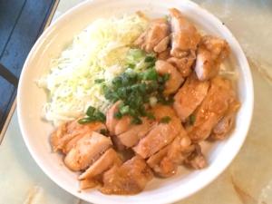 簡単!鶏モモの味噌照り焼き