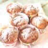シュトーレン風オイルカップケーキ