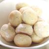 紅茶とホワイトチョコのスノーボールクッキー